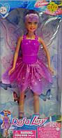 Кукла Барби Фея с крыльями 8324 Defa Lucy Китай