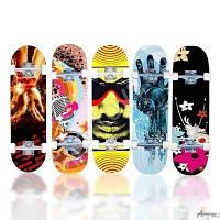 Скейтборд Amigo Sport GRINDER