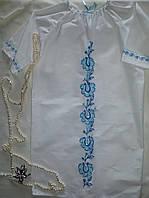 Крестильная одежда, рубашка для крещения