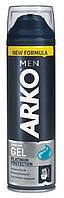 Гель для бритья ARKO Men Platinum Protection 200 мл