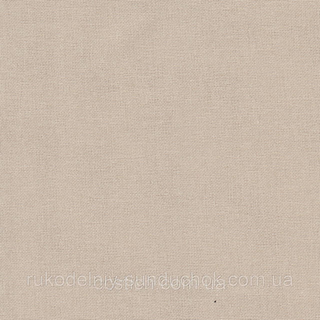 Ткань равномерного переплетения Zweigart Murano Lugana 32 ct. 3984/770 Platinum,China White (платиновый)