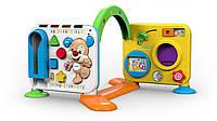 Большой Обучающий Дом Fisher Price Laugh & Learn Crawl-Around Learning Cent