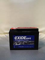 Аккумулятор мото Exide bike YTR4A-BS 12V3.2Ah
