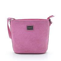 Женская сумочка через плечо 1003 т. розовый 1 new