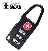 Кодовый замок Swissgear на сумку, рюкзак и чемодан, фото 1