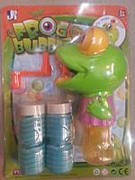 """Игрушка-машинка для мыльных пузырей """"Жабка"""" на блистере P8428A"""