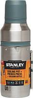 Походный набор для приготовления кофе 1л, термос Stanley Mountain ST-10-01699-002