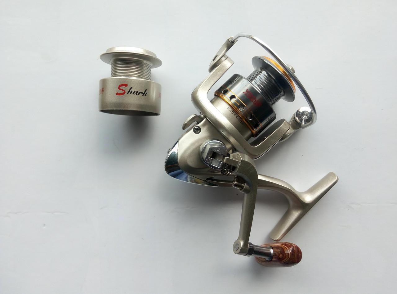 Катушка Shark XB10F 8+1