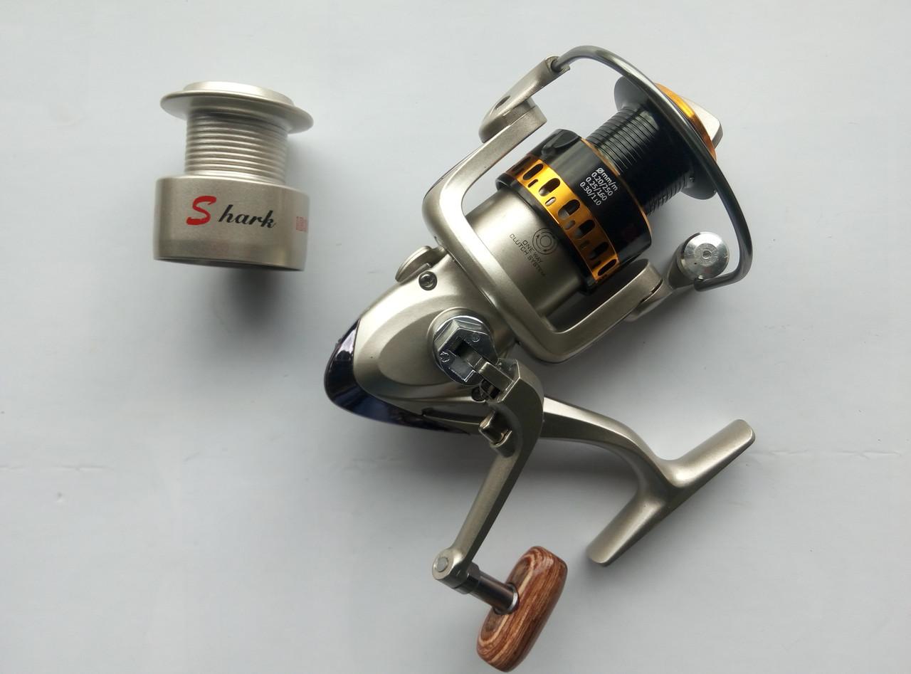 Катушка Shark IB30F 8+1