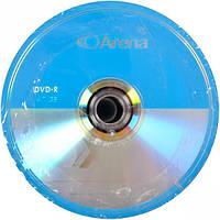 Диски DVD-R ARENA 4. 7Gb 16x Bulk 50 штук