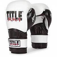 Тренировочные перчатки TITLE MMA Attack Training Gloves