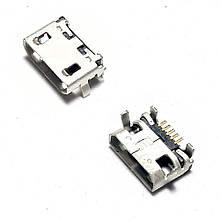 Lenovo A2107 коннектор (роз'єм) зарядки