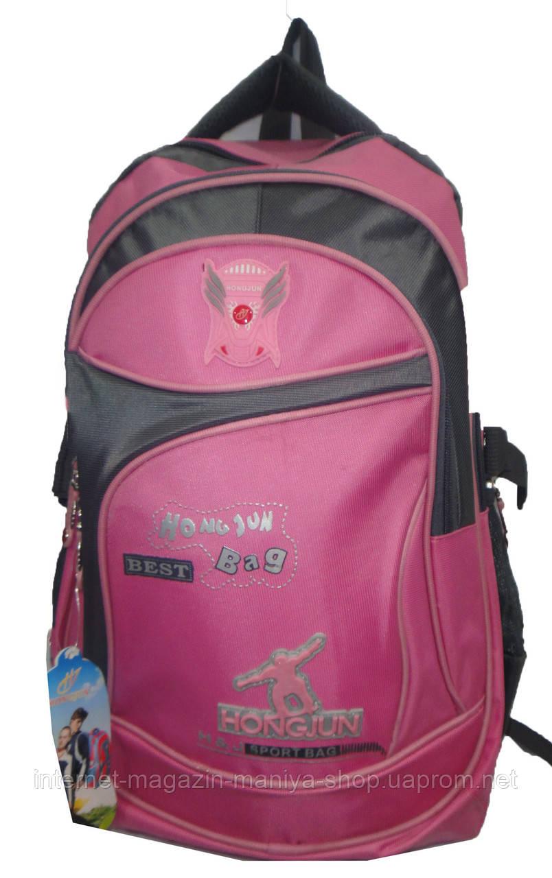 Рюкзак для девочки 0661 карман