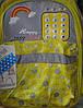 Рюкзак для девочки 402 телефон цветы, фото 2