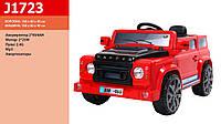 Детский электромобиль, красный джип Happer (J1723)