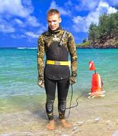 Как выбрать костюм для подводной охоты в интернет-магазине?