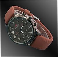 Наручные часы  с секундной стрелкой