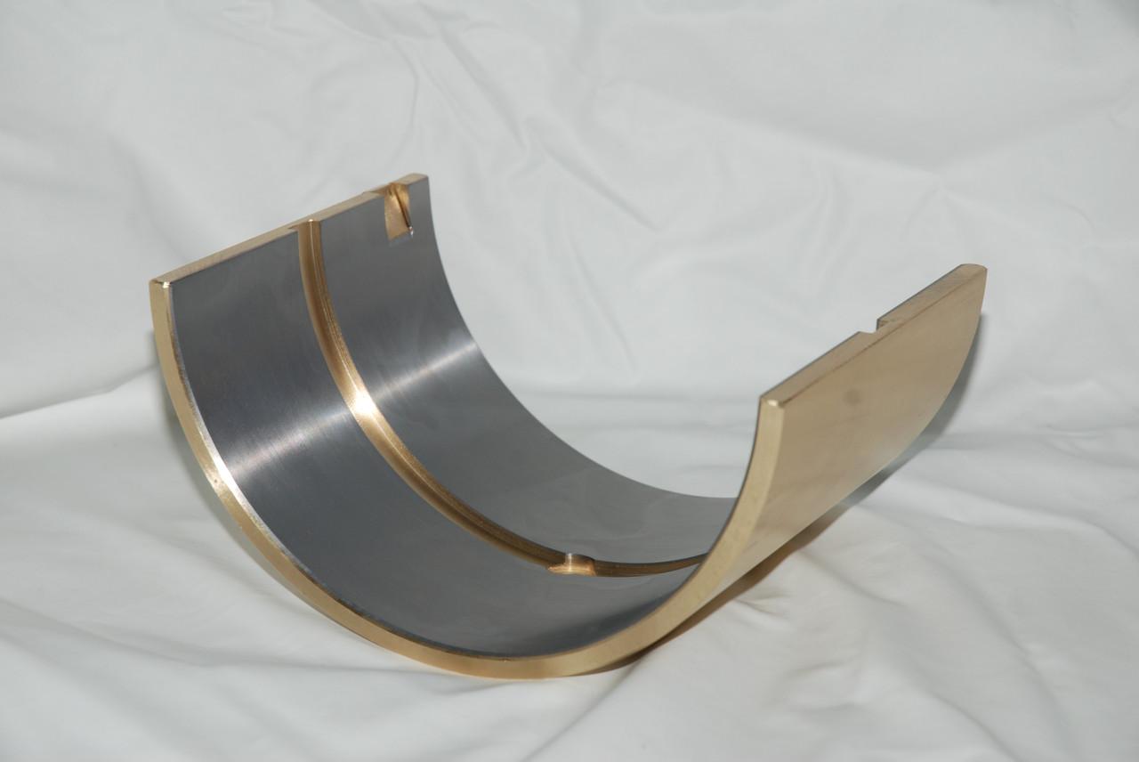 Вкладыш коренной Н251-2-5 (для компрессора 2ВМ10, 4ВМ10)