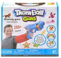 Детский пистолет стреляет липучкам 5518B