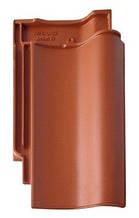 Медный (ангобированная) Модель Амбер 12V - керамическая черепица Brass (Брас)