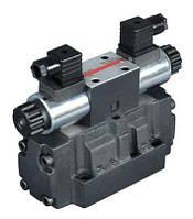 Гидрораспределитель с электро-гидравлическим управлением HP-4WEH-10-E-D24Z5