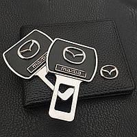 Заглушка в замок ремня безопасности Mazda (Мазда)