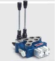Гидравлический распределитель моноблочный HPMV-5/2S - 2 секции (80 л/мин)