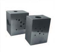 Плита монтажная ULM, односекционная с отверстием под клапан DBD, DN 06, DN 10