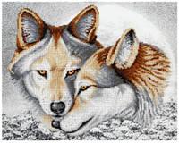 Схема для вишивки бісером вовки в категории бисерное рукоделие в ... 6baf751cebc0c