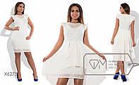 Платье женское р-р 48+ арт 251-30