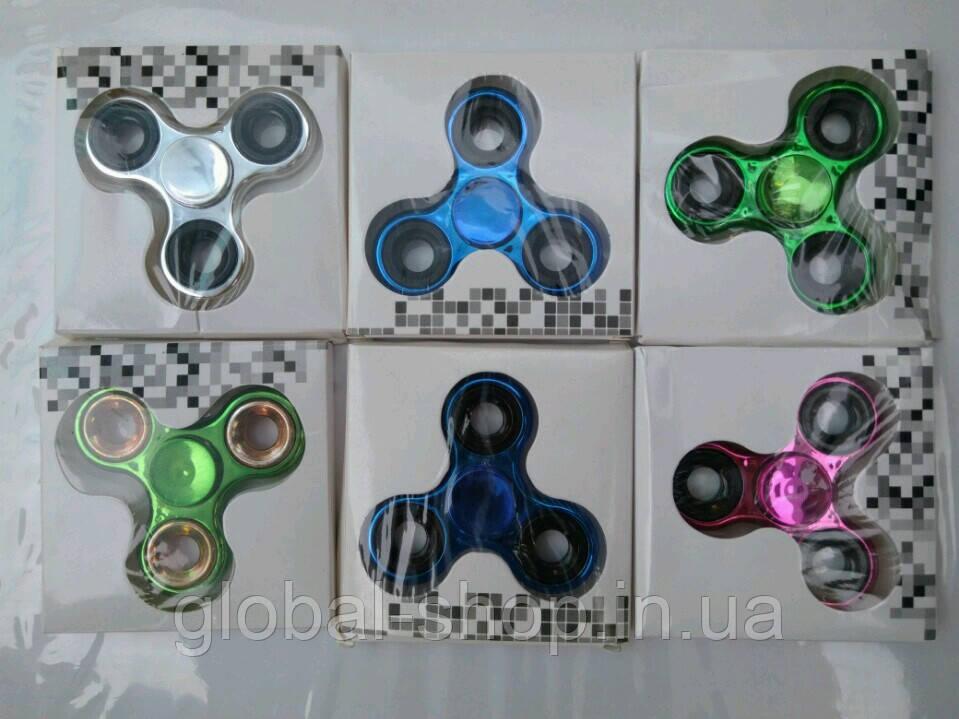 Спиннер, Hand Spinner (Хенд Спиннер), Hand Spinner - лучшее качество, метал