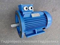 Электродвигатель АИР 63 В2 (3000 об/мин, 0,55 кВт, 380В)