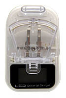УЗУ Жабка LCD с USB