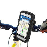 Универсальный велосипедный держатель для телефона 4,2 - 4,8 дюймов, водонепроницаемый