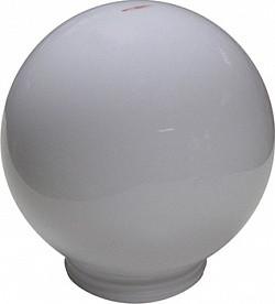 Плафон - шар - опаловый - D150 мм - основание - резьбовое