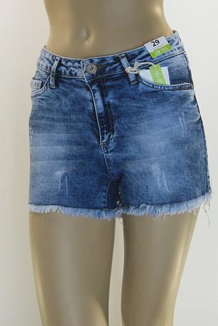 женские джинсовые шорты Zifht, фото 2