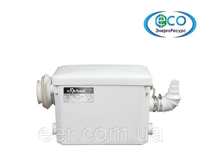 Установка канализационная Sput WCLift 600/2FHot