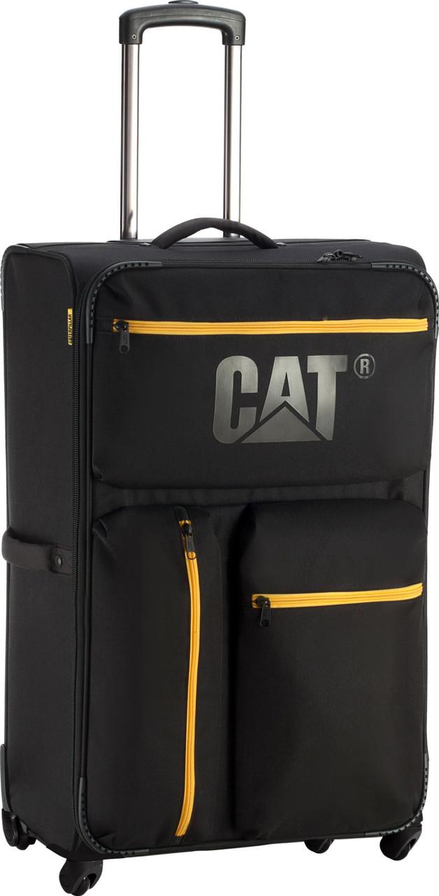 Чемодан на 4 колёсах средний 54 л., CAT Cube 82977.M
