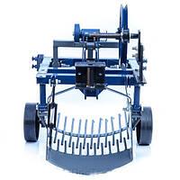 Картофелекопалка Полтавчанка с роликовой системой Протек