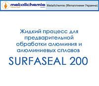 Жидкий процесс для предварительной обработки алюминия и алюминиевых сплавов SURFASEAL 200