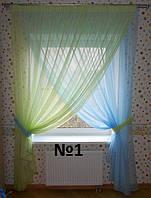 Комплект штор для детской