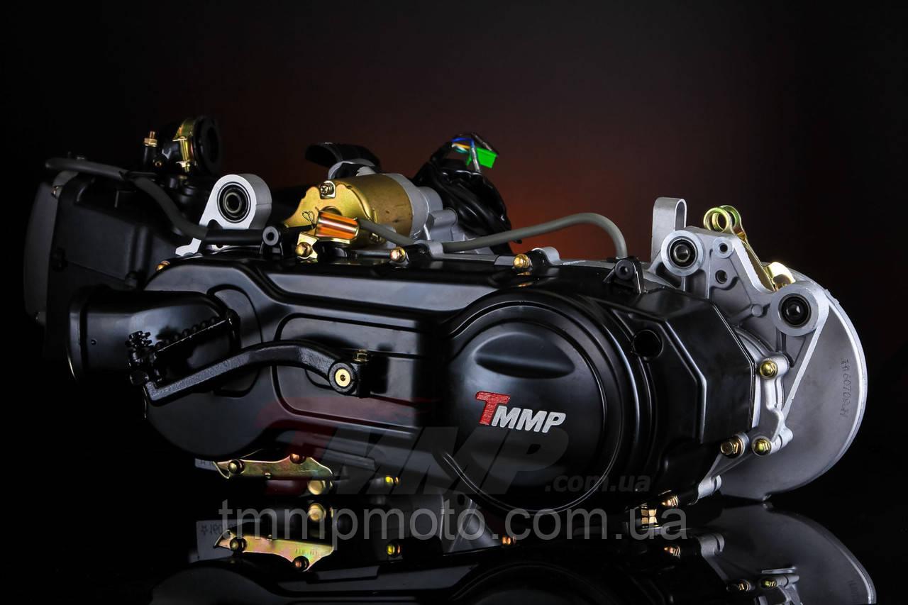 Двигатель 139qmb 4 такт YABEN-80 см3 под 10 колесо два амортизатора