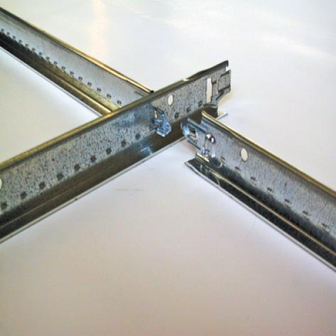 Профиль потолочный соединительный MIWI L=0,6m, фото 2