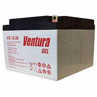 Аккумуляторная батарея Ventura VG 12-26 Gel (12V, 26 Ah)