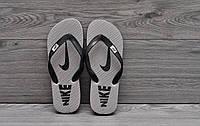 Мужские вьетнамки Nike  мужские шлепки  найк   Турция Размеры: 40-44