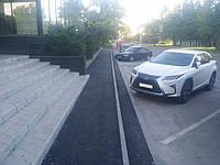 Асфальтирование дорог и тротуаров