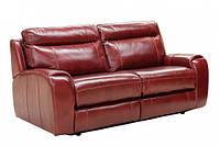 """Кожаный диван прямой раскладной """"Freeman"""""""