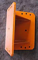 Переходна плита на кронштейн кріплення дискової батареї КЛД-1,8 -2,5
