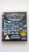 Видео игра Mega Drive ultimate collection (PS3)