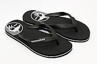 Летняя обувь для мальчиков. Черный (36-41)